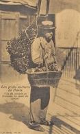 Paris - Les P'tits Métiers - Marchand De Cresson De Fontaine - Hotte - Panier En Osier - Cecodi N'1454 - France