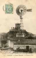 -  MAUGUIO - Le Bassin Réservoir Et Le Moteur à Vent (éolienne)  -17588- - Mauguio