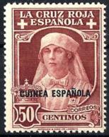 Guinea Española Nº 186 En Nuevo - Guinea Española