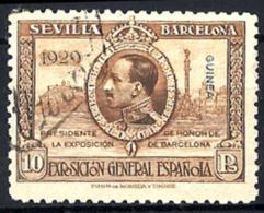 Guinea Española Nº 201 En Usado - Guinea Española