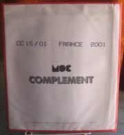 Leuchtturm - JEU FRANCE MOCLAIR 2001 (Avec Pochettes) - Pré-Imprimés