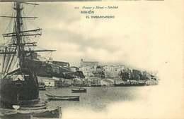 ESPAGNE  MAHON   El  Embarcadero - Espagne