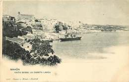 ESPAGNE  MAHON - Espagne