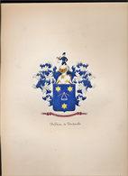Généalogie Du Trieu De Terdonck, De Hal En Hainaut - Biographie