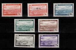 Algérie - YV PA 1 à 6 Sauf 4A N** Complete - Algérie (1924-1962)