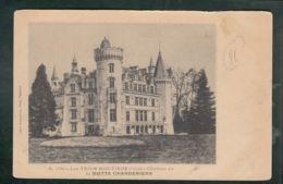 CPA (86) Les Trois-Moutiers - Château De La Motte Chandeniers - Les Trois Moutiers