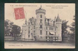 CPA (86) Les Trois-Moutiers - Château De La Motte Chandeniers - Côté Ouest - Les Trois Moutiers