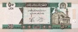 Afghanistan 50 Afghanis, P-69a (2002) - UNC - Afghanistan