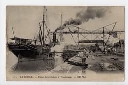 LE BOUCAU - 64 - Usine Saint Gobain - Le Transbordeur (Dockers) - Achat Immédiat - Boucau