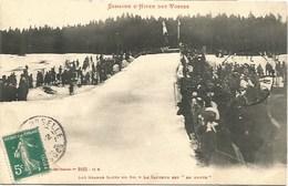 88 - Concours De Ski De Gérardmer - Le Sauteur Est En Route - Gerardmer