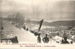 88 - Concours De Ski De Gérardmer - Le Saut à Skis - Gerardmer