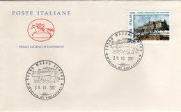 Italia 2007 FDC Cavallino Fiume Terra Orientale Già Italiana - 6. 1946-.. Repubblica