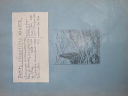 PHOTOS DE 8 CHANTIERS HYDRAULIQUES & HYDROELECTRIQUES Réalisés De Fin 1935 à Fin 1942 - Albums & Collections