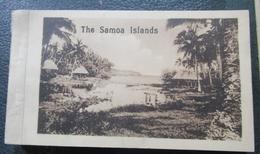 Samoa Lot  25 Cpa Carnet - Samoa