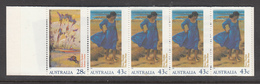 Australia MNH Michel Nr MH-70 From 1990 / Catw 7.00 EUR - Boekjes