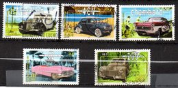 Lot TP N° 3318 -19 -20 3323 -24 -OB - Voitures Anciennes Collection Jeunesse - France