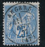 N°79 NUANCE ET OBLITERATION. - 1876-1898 Sage (Type II)