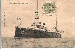 """L200A101 - Croiseur Cuirassé """"Gloire"""" - H.Laurent N°476 - Guerre"""