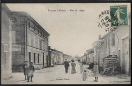 CPA 55 - Velaines, Rue De Ligny - France