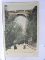 CPA (75) Paris - 75019 - Pont De Briques (Buttes Chaumont) - Arrondissement: 19