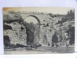 CPA (75) Paris - 75019 -  (Buttes Chaumont) - Le Pont De Briques - Arrondissement: 19