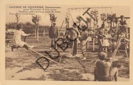 Postkaart - Carte Postale NIEUWMUNSTER Laiterie De Lekkerbek - Camiel Dupon Wenduine/De Haan (L128) - Zuienkerke