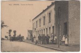 Thématique Douanes. Crespin. Caserne Des Douanes (France-Belgique) - Douane