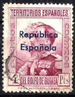 Guinea Española Nº 242 En Usado - Guinea Española