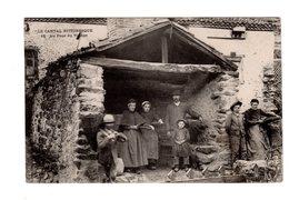 CPA 15 - Cantal Pittoresque - Au Four Du Village - France