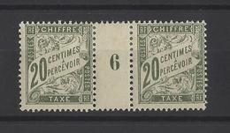 FRANCE  YT  Millésimes  N° 31  Neuf *  1906 - Millésimes