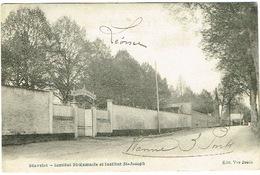 Stavelot , Institit St Remacle Et St Joseph - Stavelot