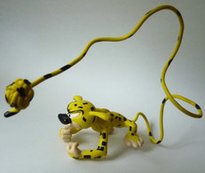FIGURINE Plastoy MARSUPILAMI EN COLERE - 2000 - Figurines