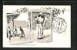 CPA Sao Vicente, Habitacao Indigena - Cape Verde