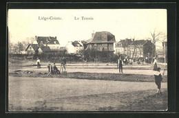AK Liege-Cointe, Le Tennis - België