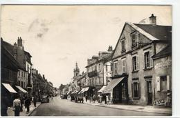 1 Cpsm Lure - La Grande Rue - Lure