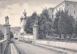 Battaglia Terme - Viale Ingresso Al Castello Catayo - Padova (Padua)