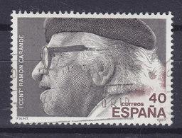 Spain 1987 Mi. 2784    40 Pta Ramon Carande, Historiker Und Schriftsteller - 1931-Heute: 2. Rep. - ... Juan Carlos I