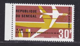 SENEGAL AERIENS N°   53 ** MNH Neufs Sans Charnière, TB (D8466) Avion, DC-8F -1965 - Senegal (1960-...)