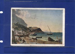 ##(ROYBOX1)- Postcards - Russia -  Russian Painting  - Used 1934 - Russia