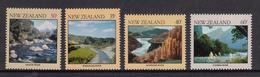 New Zealand MNH Michel Nr 822/25 From 1981 / Catw 2.80 EUR - Nieuw-Zeeland