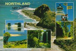 MBK New Zealand. Northland Cape Rainga Postalisch 1994 Nach Düsseldorf. Centenary Of Cricket 1895-1995. 2 Scans - Neuseeland