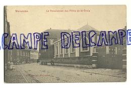 Belgique Waremme. Le Pensionnat Des Filles De La Croix. Edit.:Jeanne. 1909 - Borgworm