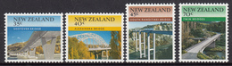 New Zealand MNH Michel Nr 933/36 From 1985 / Catw 3.60 EUR - Nieuw-Zeeland