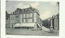 """-*1 X ARLON        * -"""""""" Grand'place Et Rue De Marché  Au  Beurre""""""""- - Arlon"""