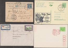 Thé, 4 Documents. Publibel,oblitération Du Japon 1991, Darjeeling 1895, Buvez Le Thé De Rhodésie - Boissons