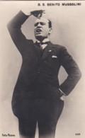 251113S. E. Benito Mussolini (FOTO KAART) - Personaggi