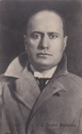 251114S. E. Benito Mussolini (FOTO KAART) - Personaggi