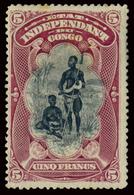 BELGIAN CONGO 1894 ISSUE 5 F. (Yv. 28) * MH - Algerije (1962-...)