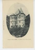 VIC SUR AISNE - Le Donjon Du Château Vu De La Place D'Armes - Vic Sur Aisne
