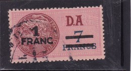 T.F.S.U N°259 - Fiscaux